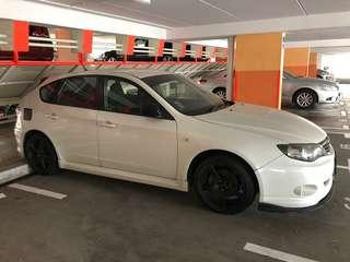 Subaru ver10 RS 2.0 auto 2008 RM6,800 CASH