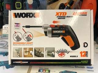 worx 威克士 WX252.2充電批