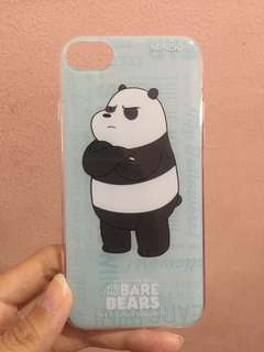We bare bears miniso - iphone 7 case