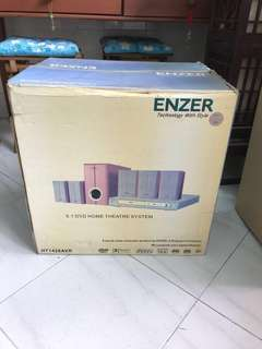 Enzer 5.1 DVD Home Theatre System