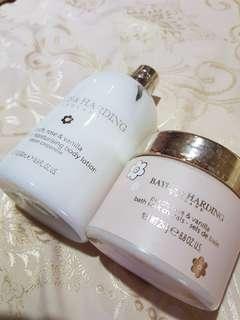 Baylis & Hayden body lotion & sea salt