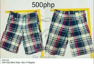Gap kids short stripe