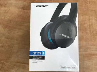 Bose QC25 for Apple