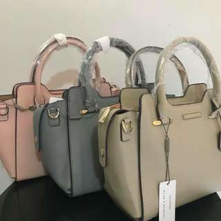 Charles & Keith Top Handle