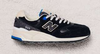 NEW BALANCE 999 Woolly Mammoth Sneaker