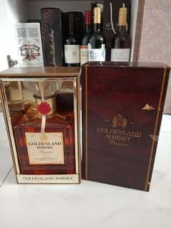 Goldenland Whisky