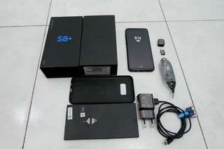 Jual Samsung S8+ 64GB Plus Black