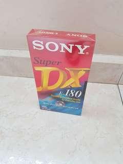 Sony  E-180 Cassette