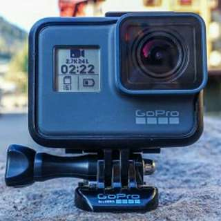 Kredit GoPro Hero 5 dp 200rb saja