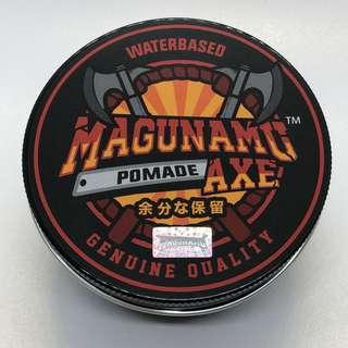 Magunamu Axe Pomade
