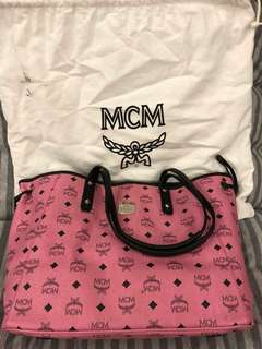 Brand NEW MCM reversible shoulder tote bag