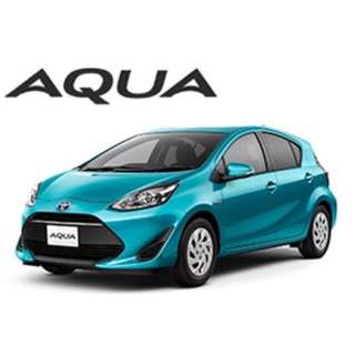 Toyota Toyota Aqua Hybrid 1.5 A