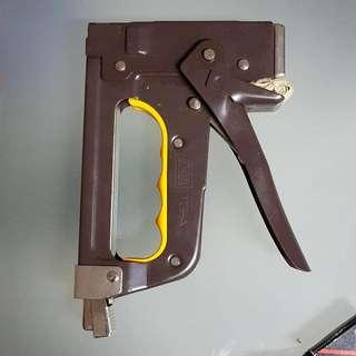 Stapler Gun Tracker