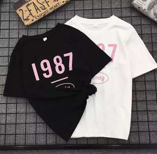 1987 Graphic Shirt