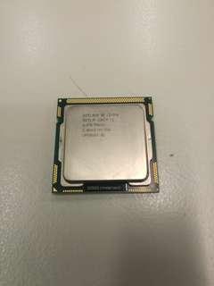 Intel i3 CPU