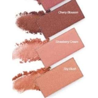 Mineral Cheek Colour (CherryBlossom/ ShyBlush / StrawberryCream