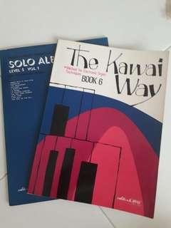 Kawai Music book 6 (level 5)