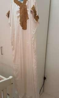 Jubah dress indonesia