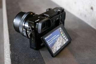 Sony Alpha 6000 Bisa Di Cicil Syarat Mudah Proses Cepat