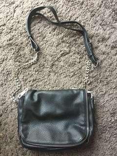 Takingshape black shoulder bag