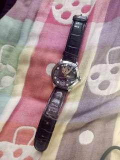 🚚 紫色原子小金剛手錶
