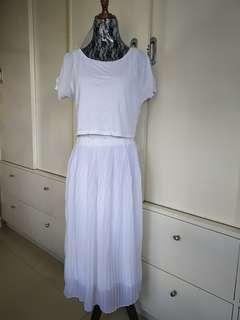 white dress !!!