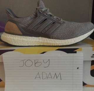 Adidas Ultra Boost LTD Leather Cage
