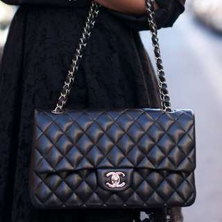 CHANEL CLASSIC DOUBLE FLAP MEDIUM