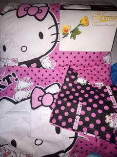 Bed Cover Le farina Hello Kitty