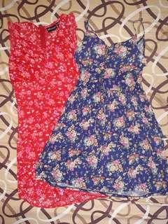 Floral dresses (get all)