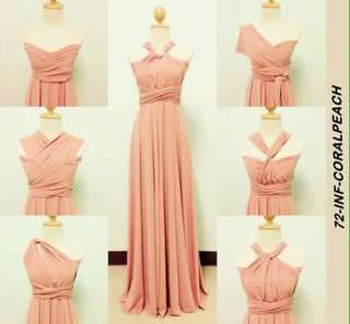 SALE!! infinity dress