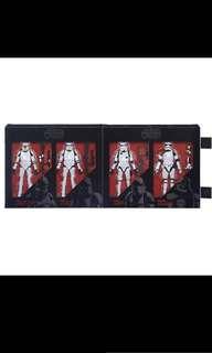 Star Wars Black Series Trooper 4 pack