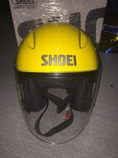 Shoei jstream kuning copy ori