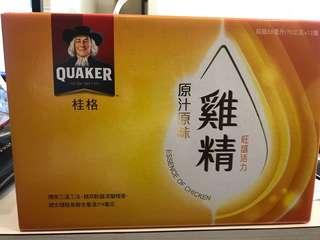 桂格原味雞精(68ml/12瓶)