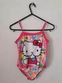 Kids Hello Kitty swimsuit