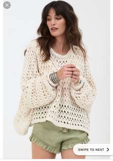 Spell and the Gypsy Eaglehawk slouch Knit