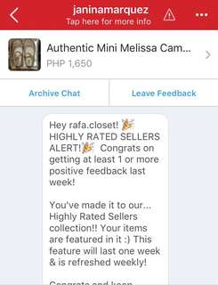 HIGHLY RATED SELLER! - 5th