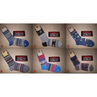 全新日本製 CHUP sock Made in Japan Size: 25-27CM / 27.5-29CM - HKD$120/對