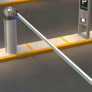 先進Carpark 停車場 Parking 入閘機防水戶外閘杆系統方案