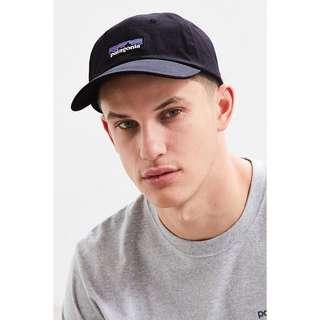 本週到貨/ Patagonia P6 Label Trade Baseball Hat 黑色棒球帽 老帽
