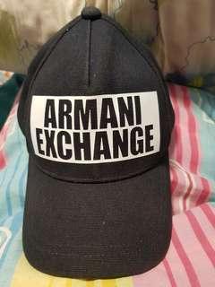 Armani Exchange Cap 100%