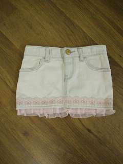 Baby Gap Mini Skirt