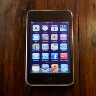 8GB iPod Touch (2nd Generation)