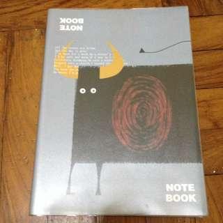 Single-Ruled Exercise / Notebook