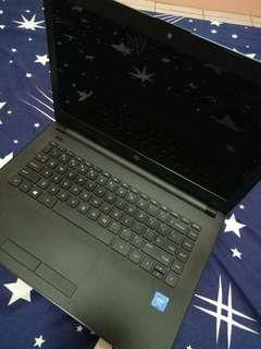 (Notebook PC) HP Laptop14-bs0xx