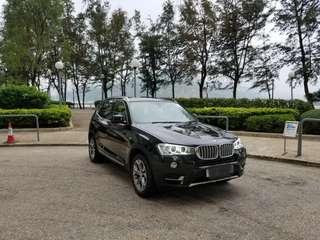 2014 BMW X3  XDrive28i Xline
