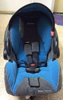 Preloved Recaro Young Profi