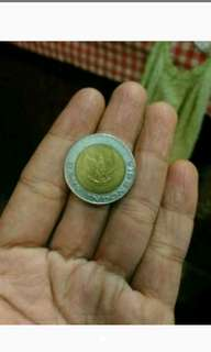Koin 1000 tahun 2000