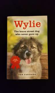 Wylie, the brave street dog who never gave up by Pen Farthing