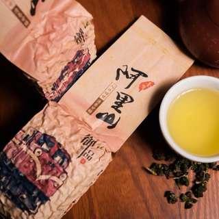 🚚 阿里山金萱綠茶(150g)